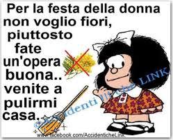 Mafalda immagini Festa delle Donne - BellissimeImmagini.it