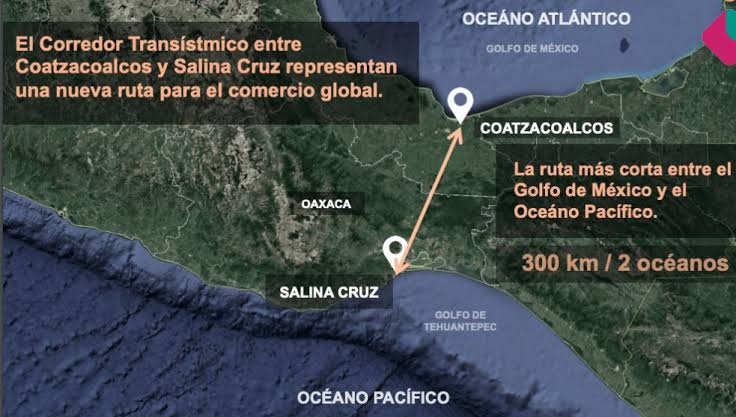El Corredor Transístmico viola derechos de indígenas, acusa Ucizoni
