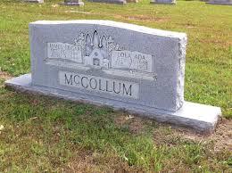 Lola Ada Peterson McCollum (1888-1953) - Find A Grave Memorial
