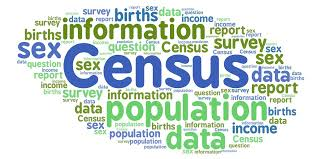 census data word cloud