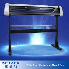 China Sticker Cutting Machine Plotter Cutting Machine For Vinyl China Sticker Cutting Machine Plotter Cutting Machine