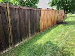 What A Difference Fence Pressure Wash Cascade Services Power Washing Carpet Cleaning Facebook