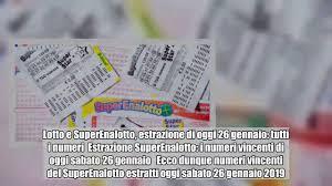 vincenti - Pagina 6 di 10 - Super Lotto Magico
