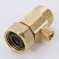 brass quick tee adapters for ice makers