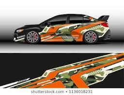 Ahnliche Bilder Stockfotos Und Vektorgrafiken Von Car Decal Graphic Vector Wrap Vinyl Sticker Graphic Abstract Stripe Designs Fo In 2020 Vektorgrafik Vektoren Vinyl