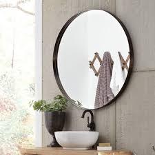 orren ellis benda round accent mirror