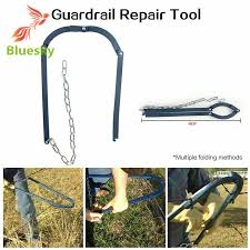 Fence Fixer Chain Fence Stretcher Guardrail Fence Repair Tool For Farm Garden Fence Fixing Shopee Philippines
