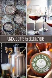 unique gifts for beer a