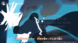 Naruto Shippuden Opening 13 Not Even Sudden Rain Can Defeat Me BylkQHFemTw  1080p - YouTube