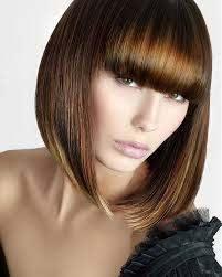 انواع قص الشعر بالصور