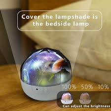 Kistra Remote Star Projector Night Light For Kids Room 6 Films Infant Sleep Sound Machine 360 Rotating Led Starry Sky Nightlight Music Player 18 Songs Timer Table Lamp Best Gifts Sball 002 Baby Cjp Org In
