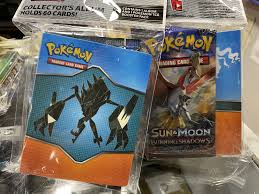 Pokemon Sun & Moon Burning Shadows Collector Album and Booster Pack – Rogue  Toys