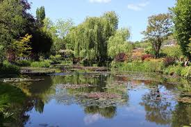 monet s garden at giverny france