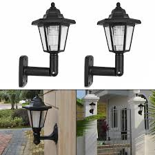 Best Selling 2020 Products Solar Power Led Light Path Way Wall Landscape Mount Garden Fence Lamp Outdoor Dropshipping Wholesale Solar Lamps Aliexpress