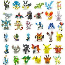 Mua Bộ 24 tượng thú C'MON TOYS Pokemon GO cao 2-3cm (Be) giá chỉ ...