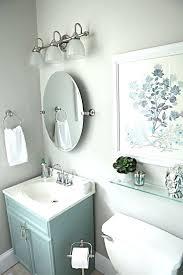 round mirror bathroom vanity circular