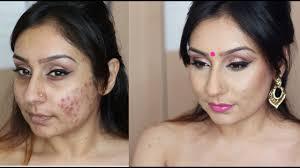foundation routine makeup tutorial
