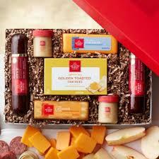 hickory farms corporate snack box