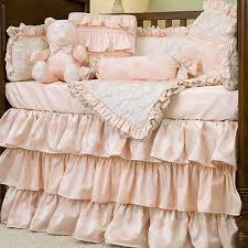 ruffles crib bedding luxury baby
