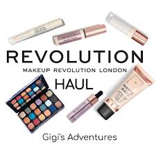 revolution beauty haul s new