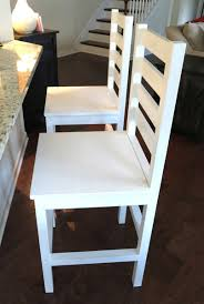 counter height bar stool ana white