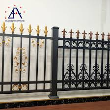 China Unique Steel Door Designs Aluminum Wrought Iron Gates Fence And Gates China Wrought Iron Gate Door And Steel Pipe Gate Price