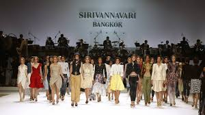 Sirivannavari Bangkok Spring/Summer 2016 - YouTube