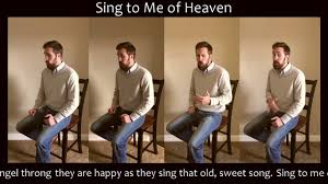 Sing to Me of Heaven - YouTube