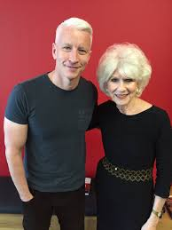 "Diane Rehm: On My Mind on Twitter: ""Diane and @andersoncooper today in our  studios after their conversation. Full show: https://t.co/DUBRQxqMpf  https://t.co/LF7BtWKacc"""