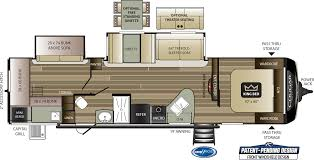 cougar half ton travel trailers 32rdb