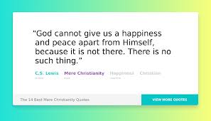 the best mere christianity quotes