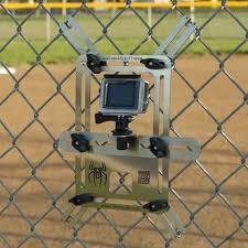 Lynkspyder Chain Link Fence Camera Mount