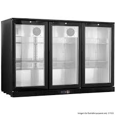 lg 330hc under bench three door bar cooler