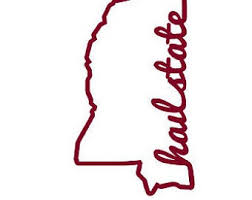 Mississippi Decal Etsy