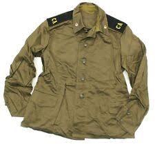 military surplus clothing