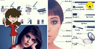 make up and cosmetics voary in