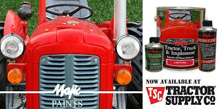 Tractor Supply Company Majic Paints