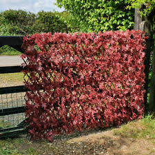 Artificial Hedge Privacy Screens Windscreens For Sale Ebay