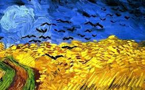 van gogh starry night wallpaper free