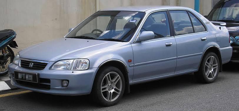 Honda City Third Generation Facelift