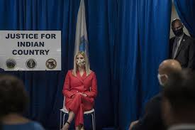 Ivanka Trump says feds will help solve cases of missing and ...