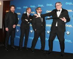 Christian Bale, Steve Carell, Ryan Gosling, Adam McKay - Christian ...
