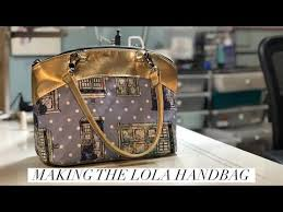lola domed handbag with great step by