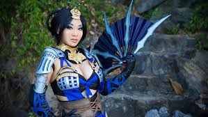 Yaya Han: 'I'm one of you, and learned everything by experimenting'