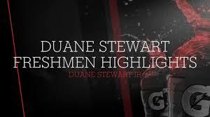 Duane Stewart jr - Hudl