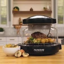 nuwave pro plus 1500 w black countertop