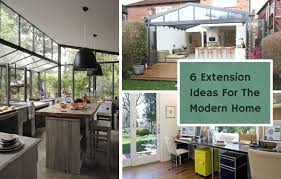 6 extension ideas for the modern home