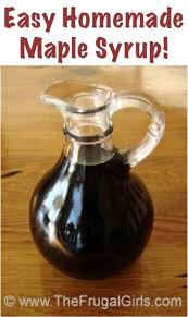 easy homemade maple syrup recipe 3