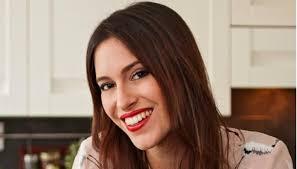 Chi è Chiara, la figlia chef di Red Canzian