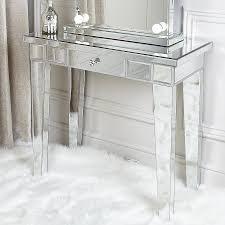 classic mirror 1 drawer mirrored
